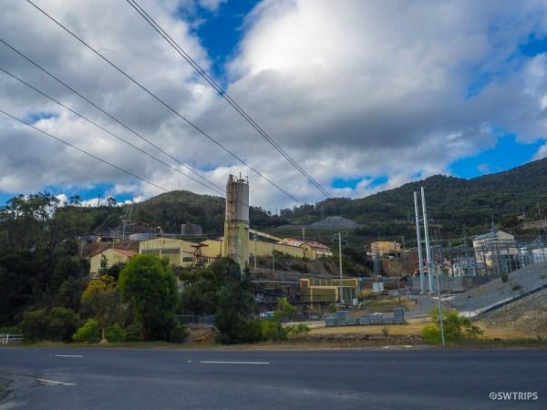Rosebery Mine