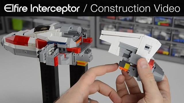 Elfire Interceptor: Build Video