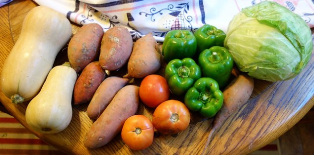 Homestead Creamery Week 25 Vegetable Delivery