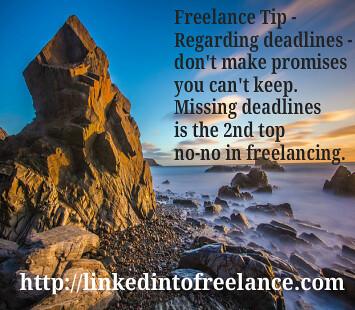 FLIKR Freelance tip