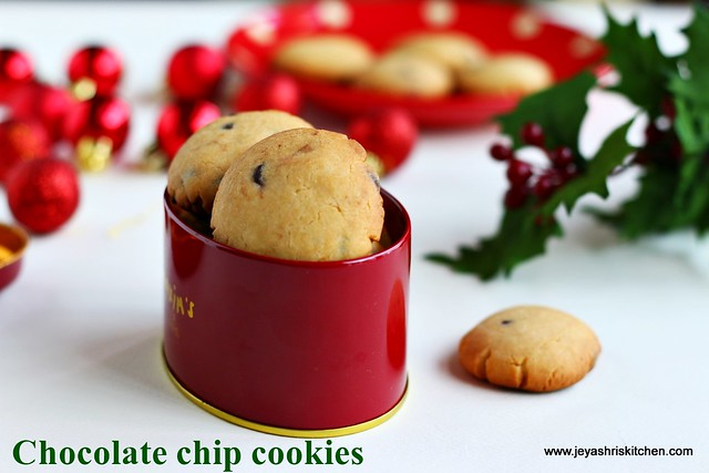 chocolate chip- cookies