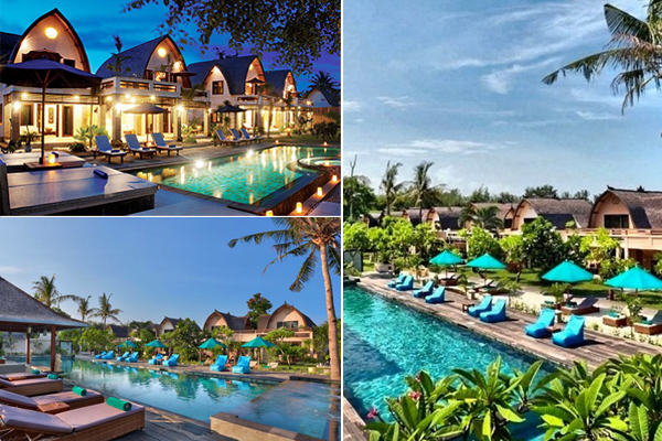 Hotel Vila Ombak - gambar 2