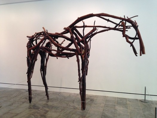Deborah Butterfield: Redstick