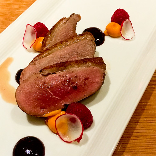 Six-Spice Duck Breast