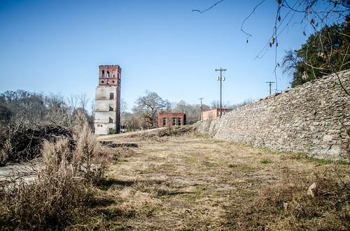 Glendale Mill Ruins-024