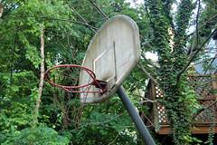 Rusty hoop