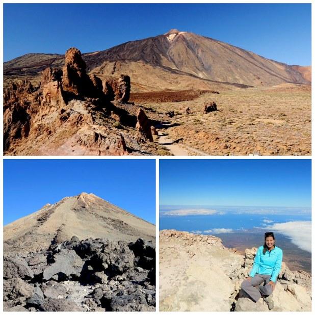 Consejos para subir al pico del Teide