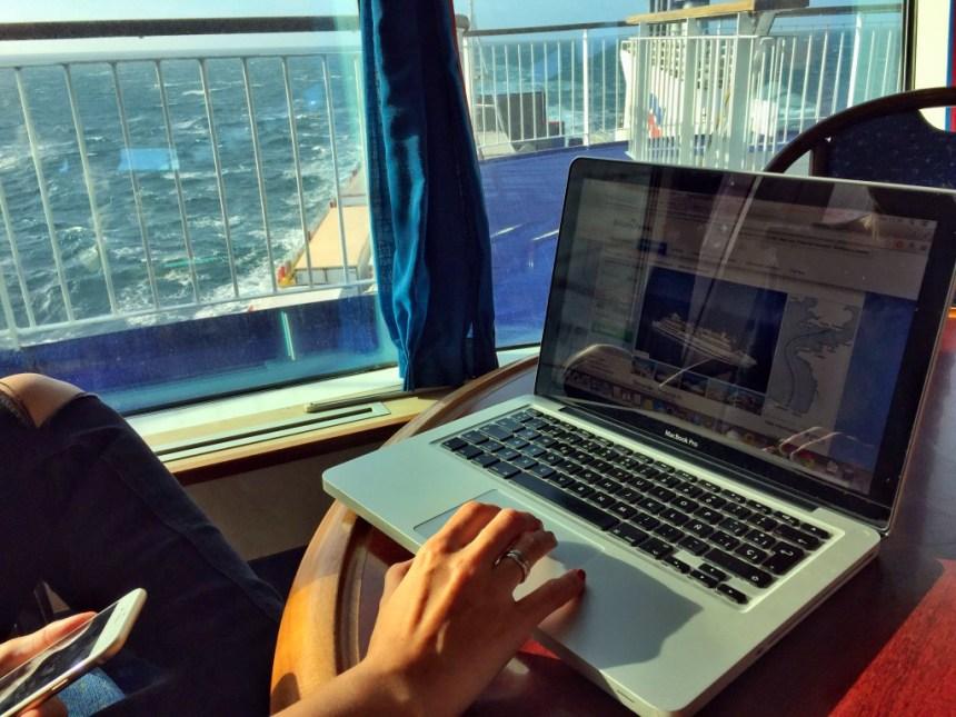 A bordo de BrittanyFerries Viajar con mascotas a Reino Unido desde España Viajar con mascotas a Reino Unido desde España 23032314903 644a940ac3 b