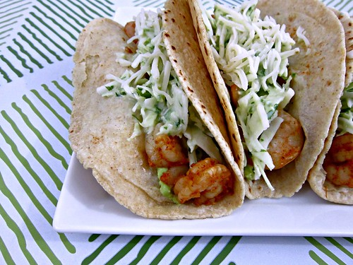 Spicy Shrimp Tacos 2