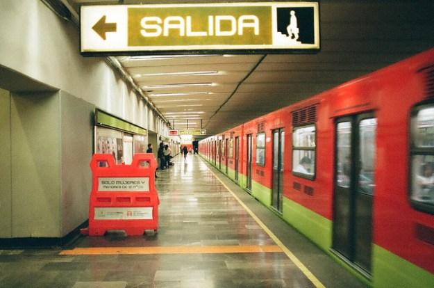 Metro - Mexico City