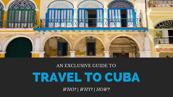 Cuba blog post
