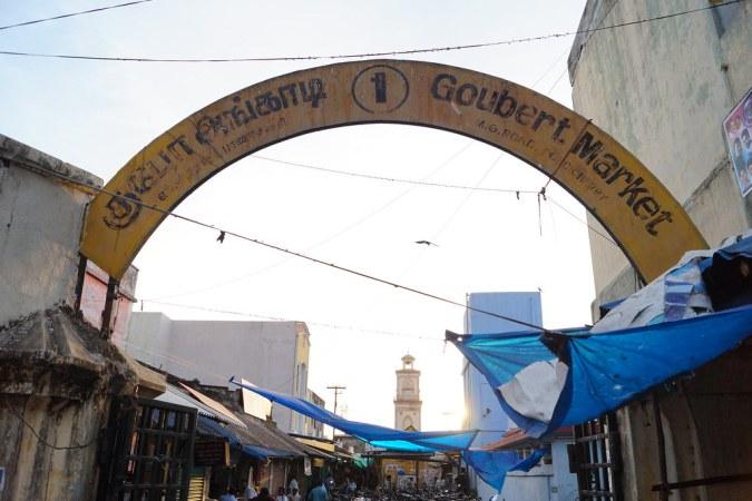 Indien India Pondicherry Puducherry Blog (2)