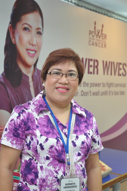 Normie  Hernandez Philippine Transmarine Carriers Family and Crew Relations Manager