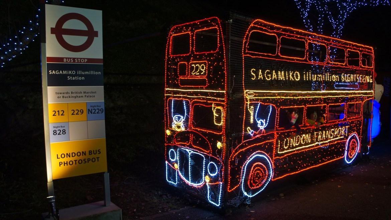 Sagamiko Illumillion 2015-2016 London Theme