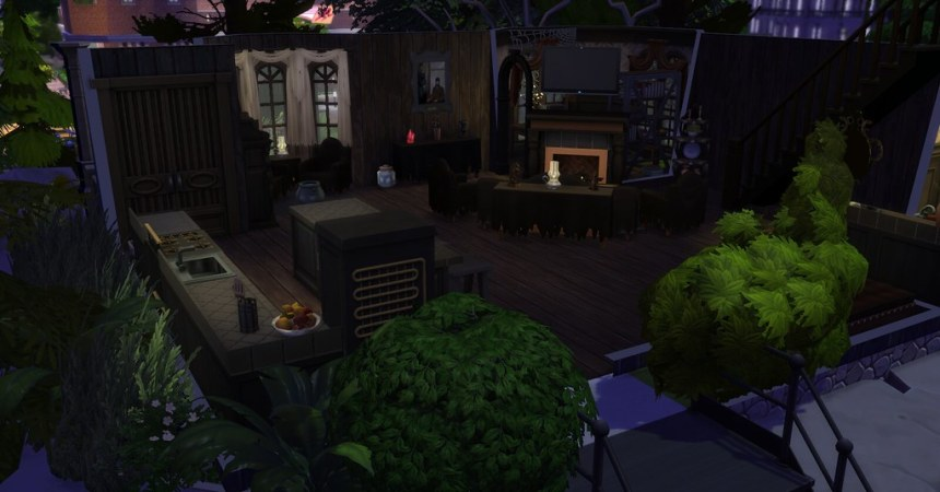 Sims 4 Halloween