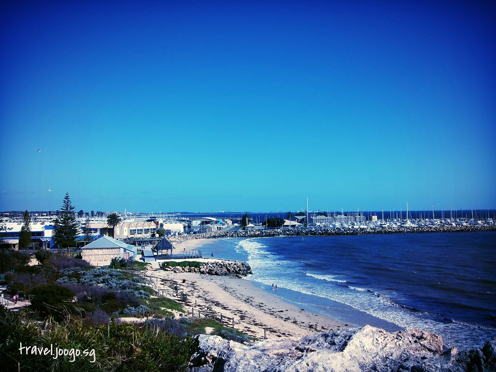 Fremantle - Sea