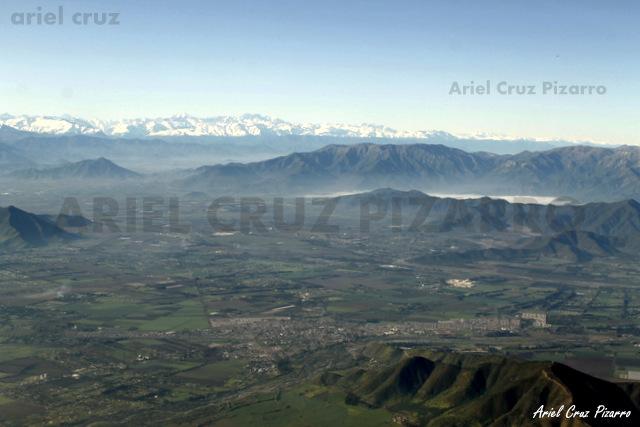 LAN841 - B788 CCBBJ - Melipilla y Valle Central