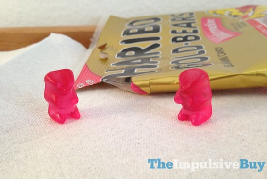 Limited Edition Haribo Watermelon and Cherry Gold-Bears 4