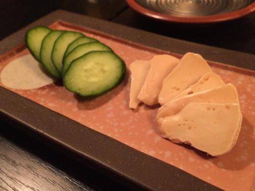 カマンベールチーズですよ!
