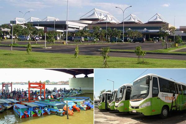 Transportasi Palembang
