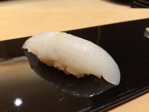 墨イカ@魚こう鮨 西荻窪店