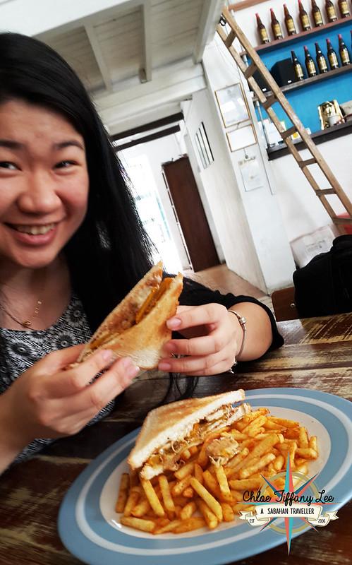 Biru Biru Cafe, Sabah Malaysian Borneo, Food Review by Chloe Tiffany Lee Mei Tchuin (6)