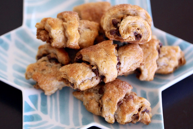 Gingerbread Speculoos Rugelach - 21