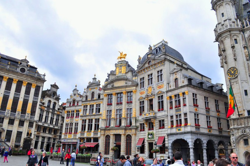 Bruselas en un día Bruselas en un día Bruselas en un día 21329797255 b4996b1862 o