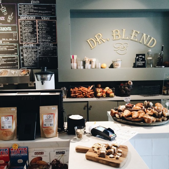 Dr Blend Amsterdam