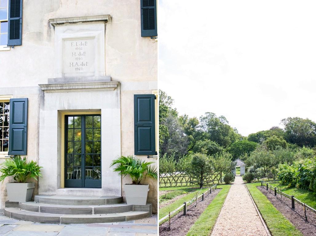 hagley-garden-food-tour-back-doors-house