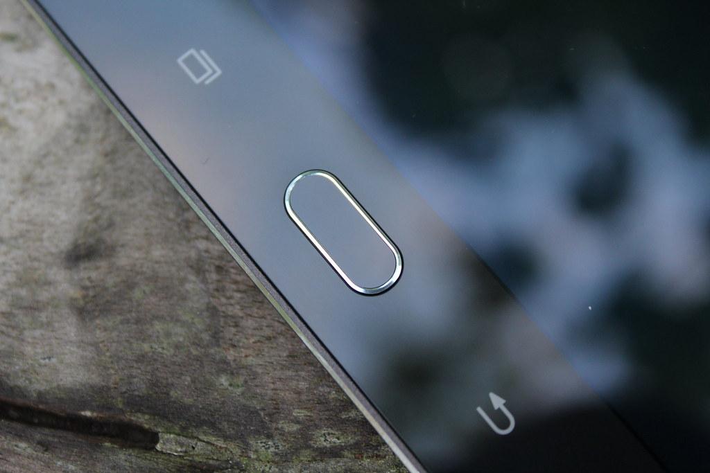 De vingerafdruksensor in de HOME-knop werkt nu net zoals die van de iPhone
