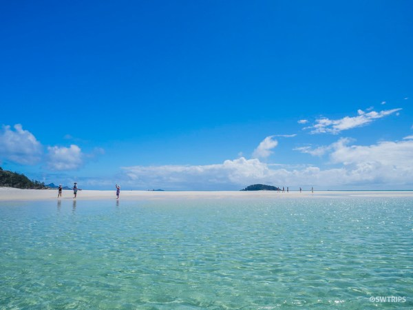Betty's Beach, Whitsundays