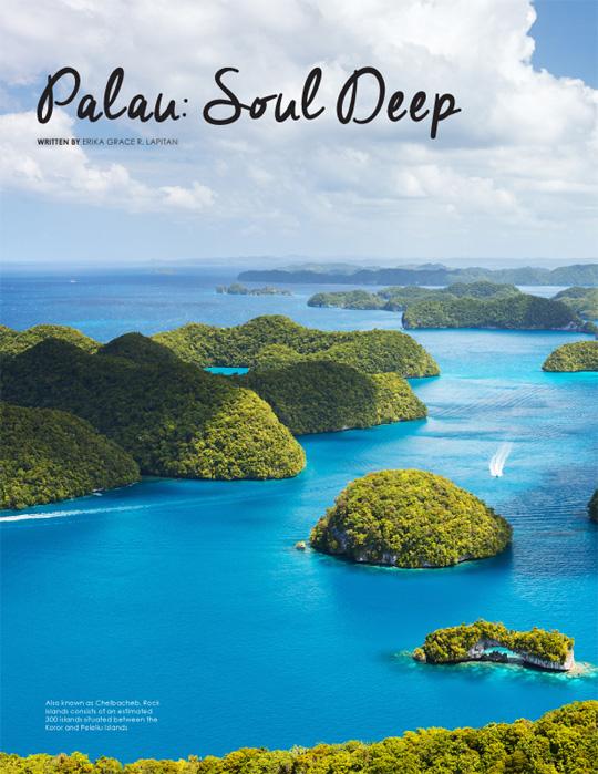 La Isla Magazine October 2015 Issue