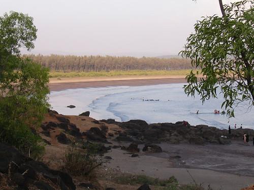 Harihareshwar - quiet cove