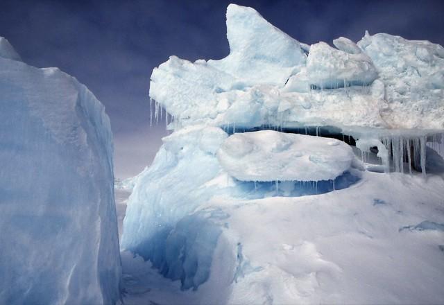 Arctic Passage Colours