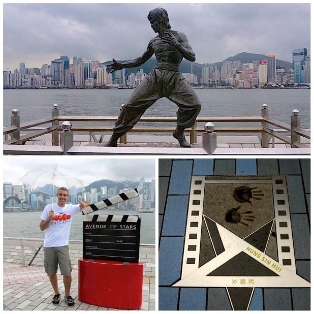 Avenida Estrellas Hong Kong