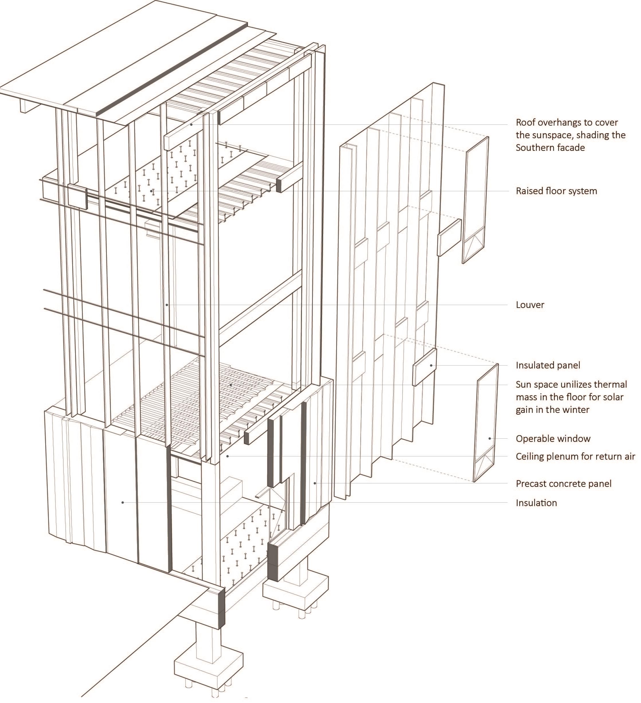 Senior Thesis Work Ariel Stokes Architecture Portfolio