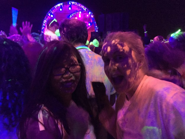 Blacklight Run