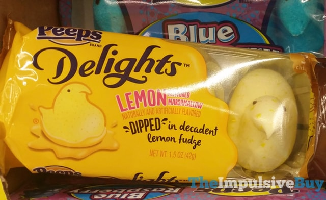 Peeps Delights Lemon