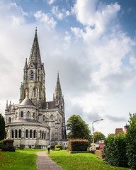 St Fin Barre's Cathedral, #Cork