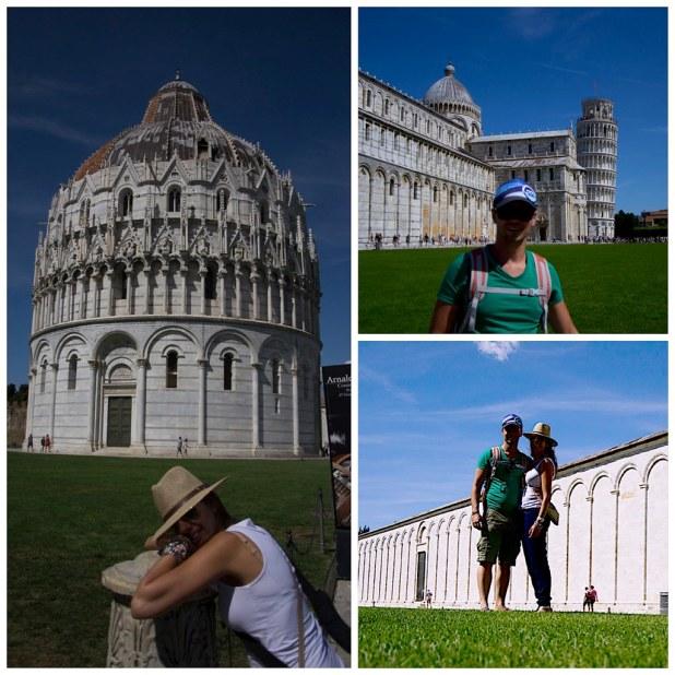 Visitar Pisa, Italia