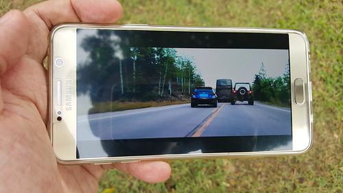 ดูหนังบน Samsung Galaxy Note 5 จอ Quad HD ก็คมชัดดีไม่หยอก