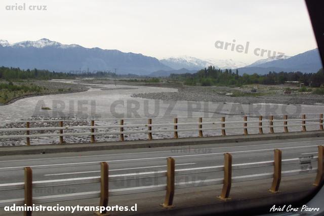 Río Tinguiririca - CPWK20