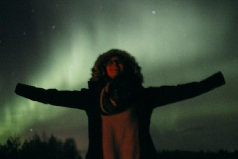Gi and the Aurora