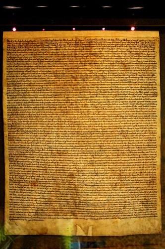 Carta Magna de Salisbury