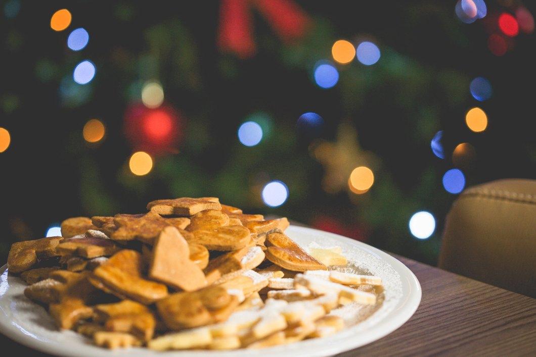 Imagen gratis de unos dulces de navidad
