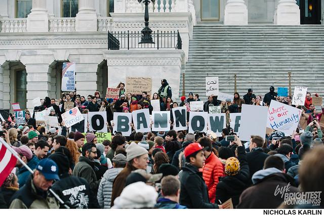 Muslim Ban Protest-73