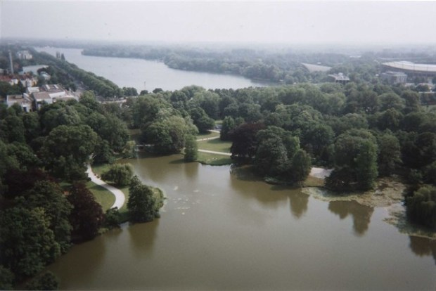 Maschsee in Hannover