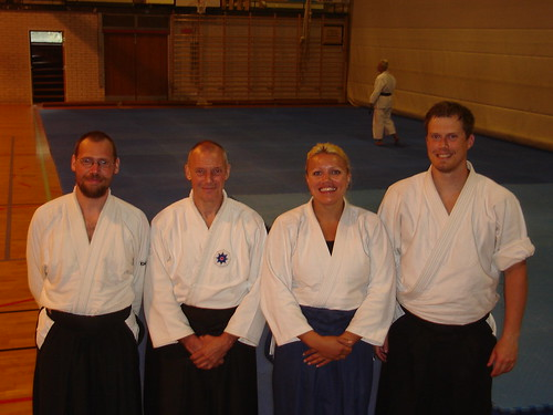 Aikido from Stavanger!