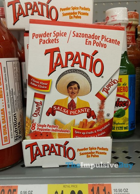 Tapatio Powder Spice Packets